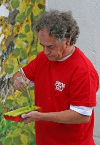 Volunteer Painting